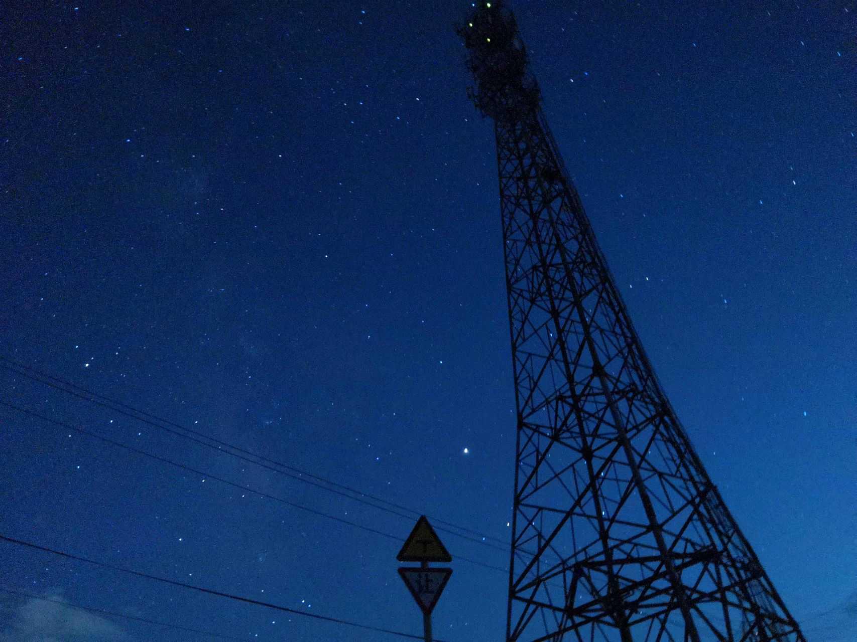 夜间摄影图片