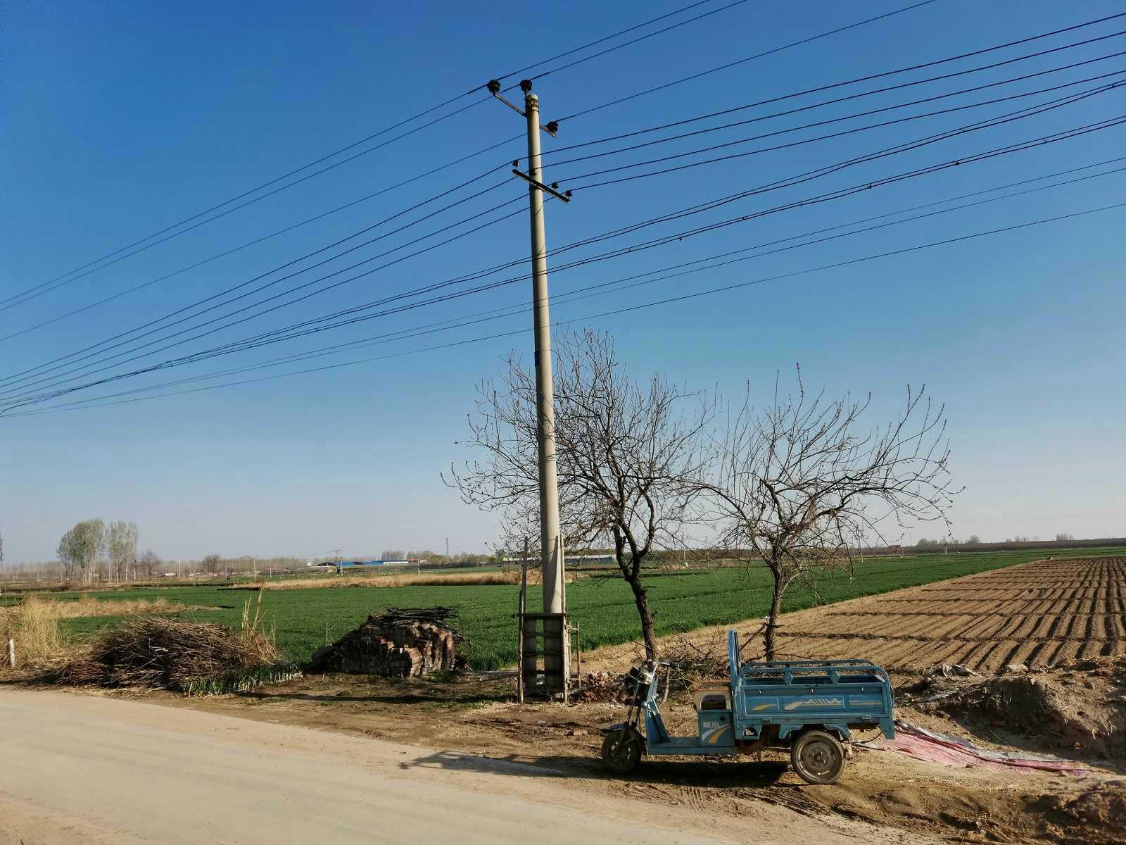 【摄影图片】美丽的乡村田野
